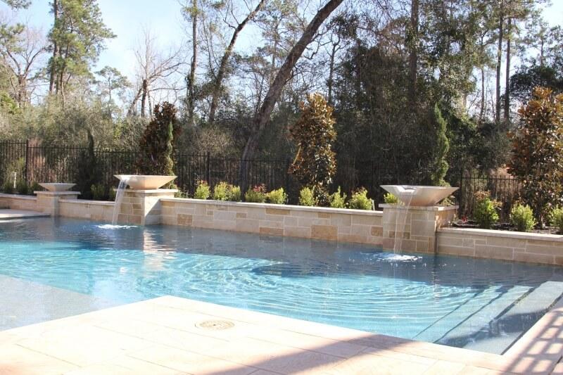 Custom Swimming Pools - Take A Look At Custom Pools We\'ve Built In ...