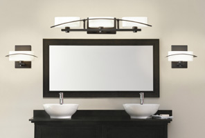 Bathroom Ceiling Lights Sacramento Bathroom Light Fixtures CA - Long bathroom light fixtures