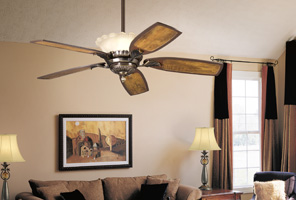 Ceiling fans sacramento overhead fans ca fan store hobrecht nothing helps you maximize your energy budget like energy efficient ceiling fans with the right fan you can keep cool save money and create an exciting aloadofball Choice Image
