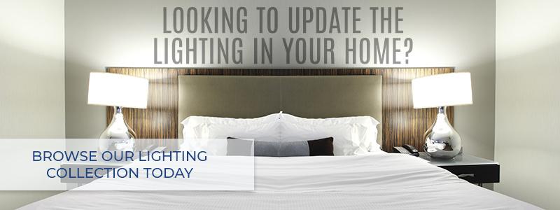 update your home's lighting design