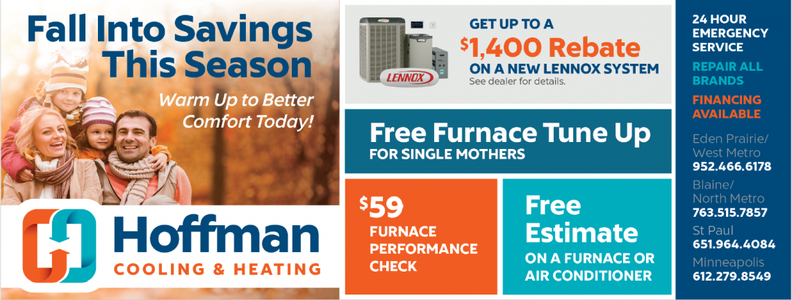 hoffman heating lennox rebate 2016