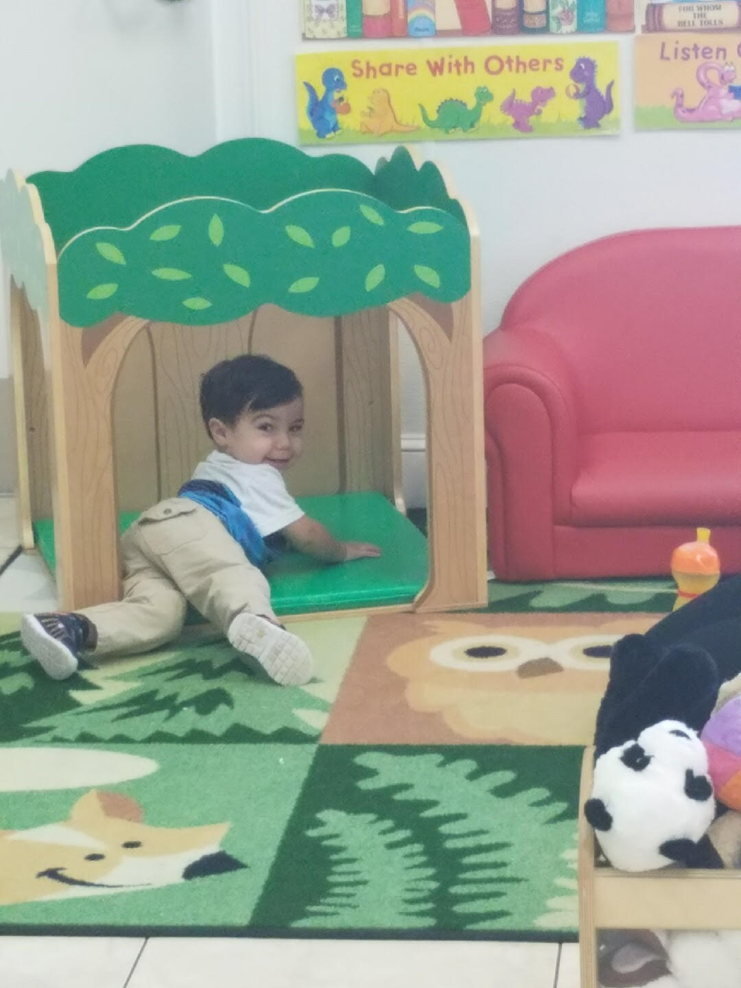 home away from home is an early childhood learning center