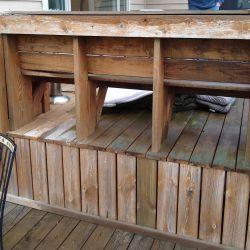 work bench seat