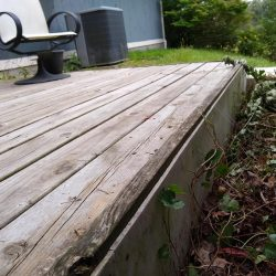 old deck boards