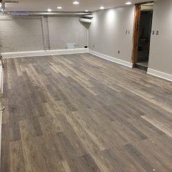 BETTER basement flooring