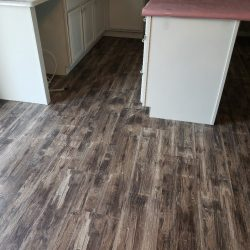 new restored wood vpf flooring
