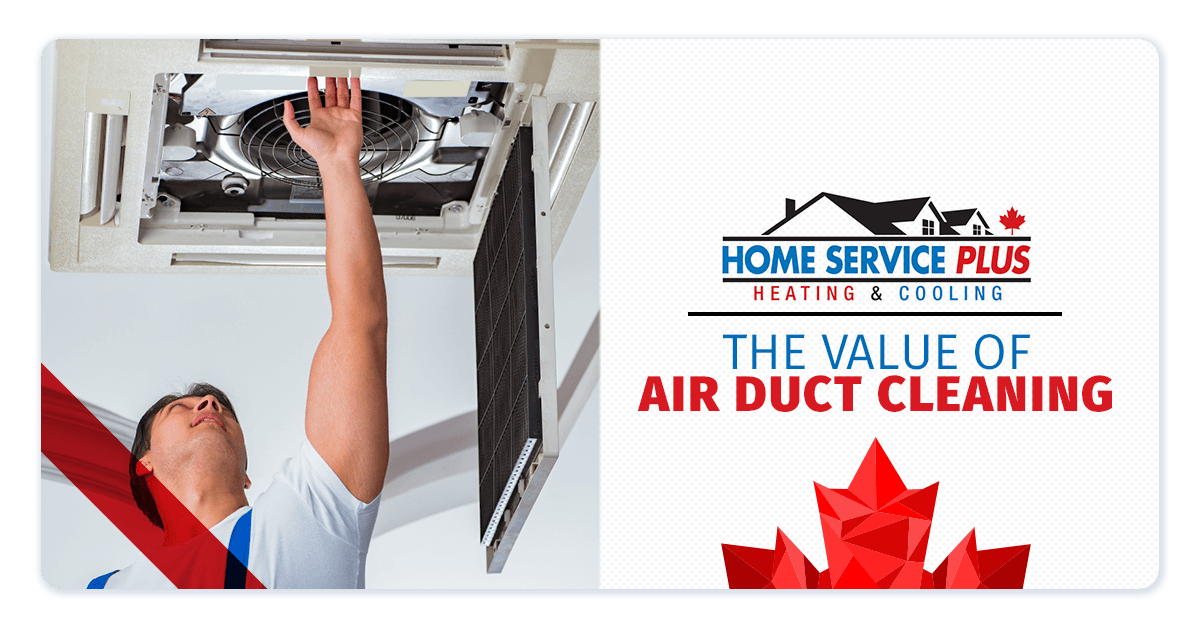 The Value of Duct Cleaning