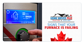 Signs Your Furnace Is Failing