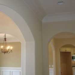 Add crown molding to your home remodeling project by Home Services Direct in Chicago.