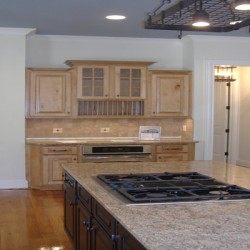 Home Services Direct provided this Chicago kitchen remodel with a functional design.