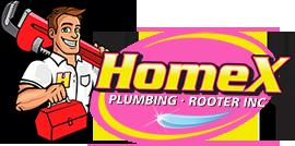 HomeX Plumbing & Rooter Inc.