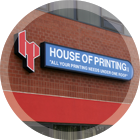 House of Printing store front