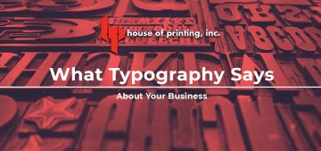 What Typography Says About Your Business