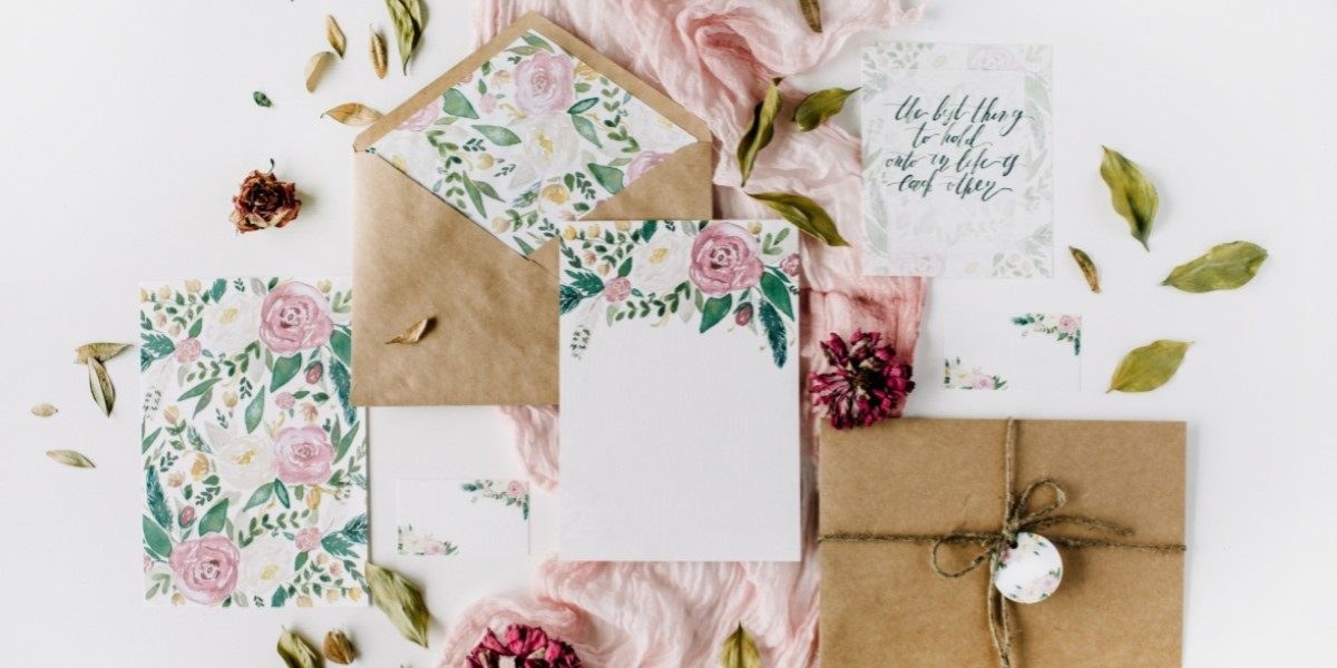 Top 9 Tips on How to Design a Wedding Invitation: Print Shop