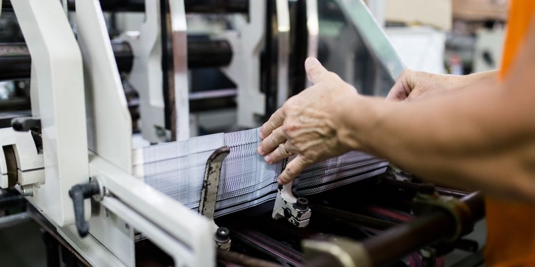 The Benefits of Commercial Printing Services