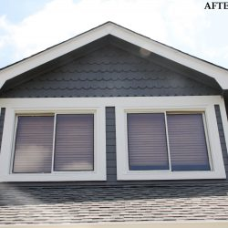 Home Gable After Exterior Painting | Horner Painting