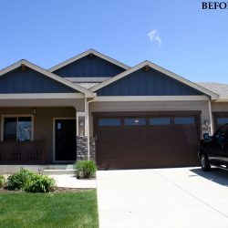 Fort Collins Home Before Exterior Painting | Horner Painting