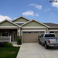 Fort Collins Home After Exterior Painting
