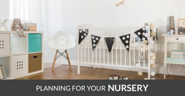 Planning for Your Nursery
