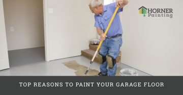 Top Reasons to Paint Your Garage Floor