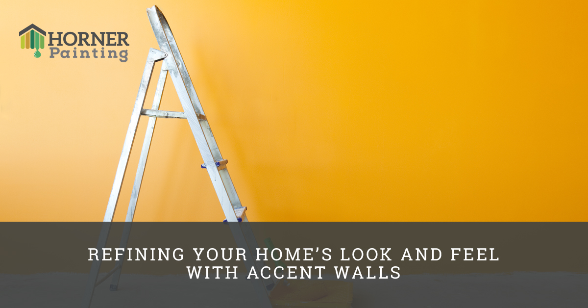 Refining Your Home With Accent Walls