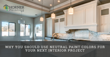 Neutral Paint Colors Banner