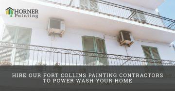 Fort Collins Painting Contractors CTA