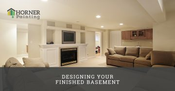 Designing Your Finished Basement