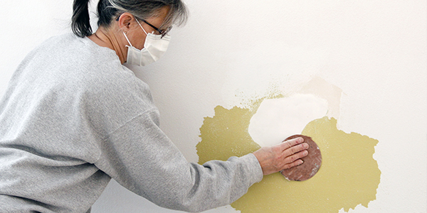 Fixing Damaged Drywall