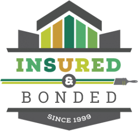 Insured and Bonded Badge