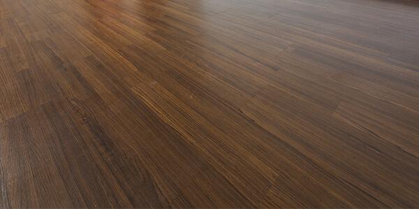 Freshly Varnished Floors