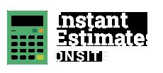 Instant Estimates Icon