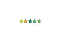 Google Reviews White Icon