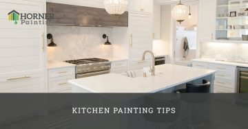 Kitchen Painting Tips