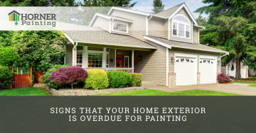 Signs That Your Home Exterior Is Overdue for Painting Banner