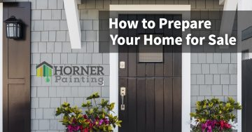 How to Prepare Your Home for Sale Banner