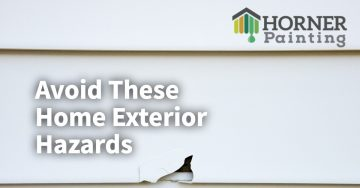 Avoid These Home Exterior Hazards