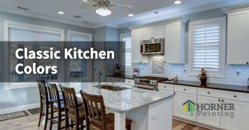 Classic Kitchen Colors