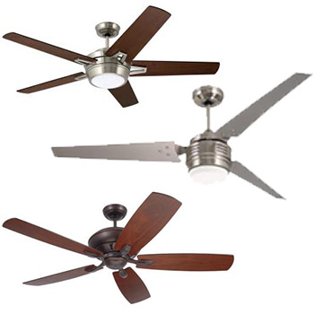 Ceiling Fans from Hortons Home Lighting in Chicago