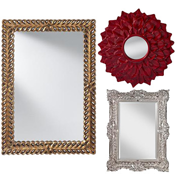 Decorative Mirrors from Hortons in La Grange