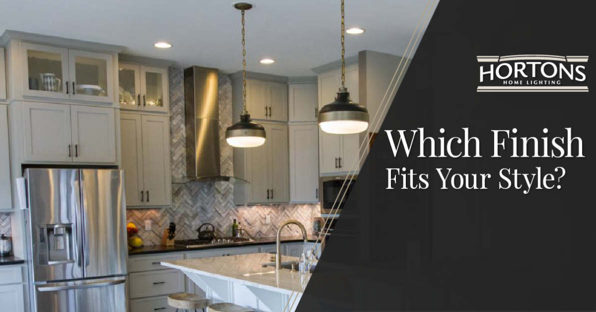 How to pick the perfect finish for your interior design