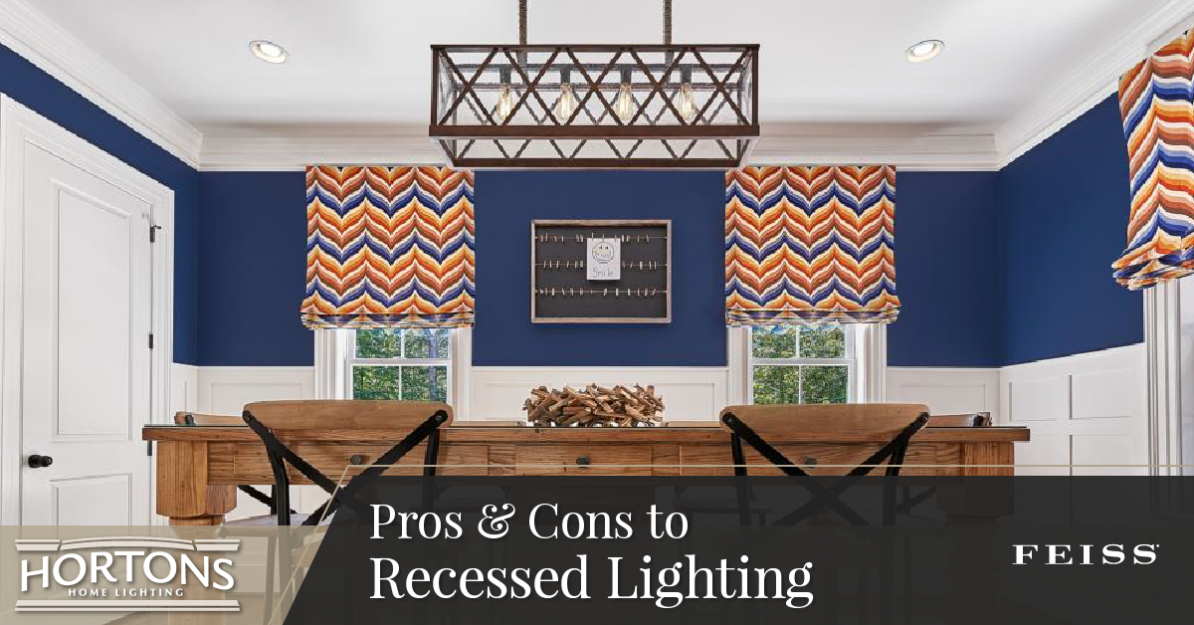How To Tell If Recessed Lighting Is Good For Your Living Space