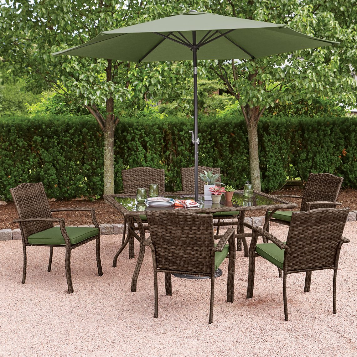 At hortons home lighting in la grange we offer a variety of patio sets bistro sets high top sets benches and outdoor decor if youre redesigning your