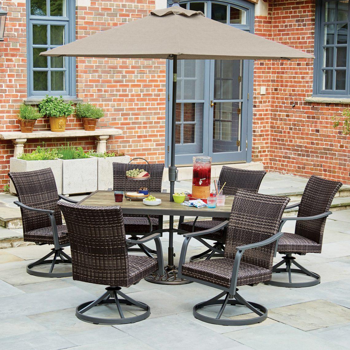 Outdoor Furniture La Grange   Transform Your Backyard Patio | Hortons Home  Lighting