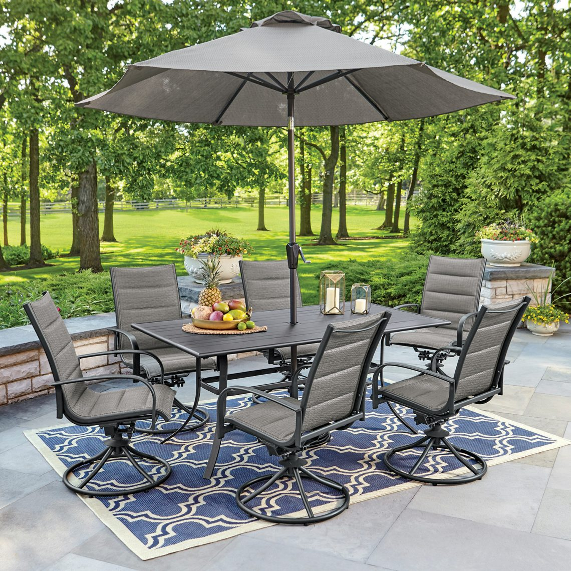 At Hortons Home Lighting In La Grange, We Offer A Variety Of Patio Sets,  Bistro Sets, High Top Sets, Benches, And Outdoor Decor. If Youu0027re  Redesigning Your ...