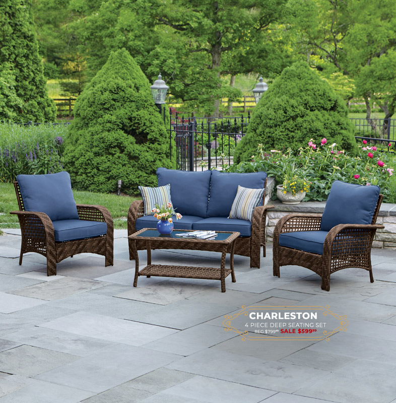 Outdoor Furniture La Grange Transform Your Backyard Patio
