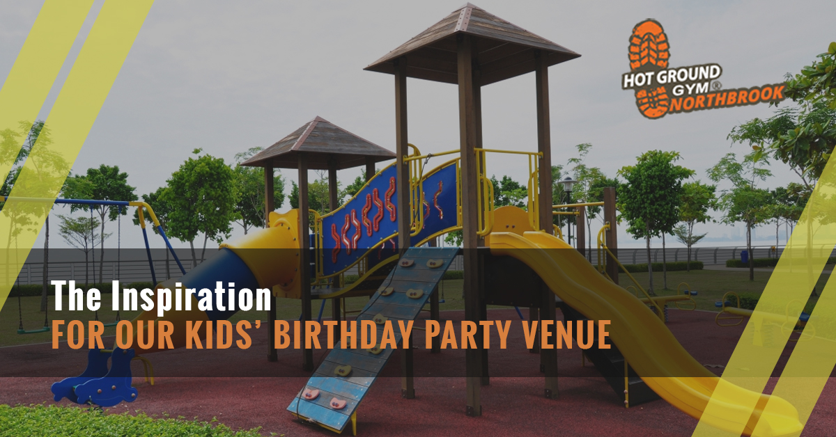 Kids' Birthday Party Venue: Where Our Kids' Gym Inspiration