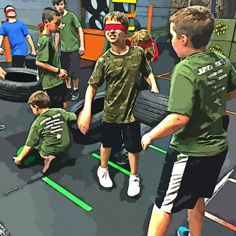 Kids fitness programs also teaches kids the best in children's activities.
