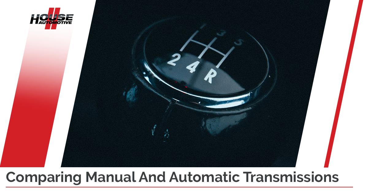 Porsche Repair Pasadena  Manual Vs Automatic Transmissions