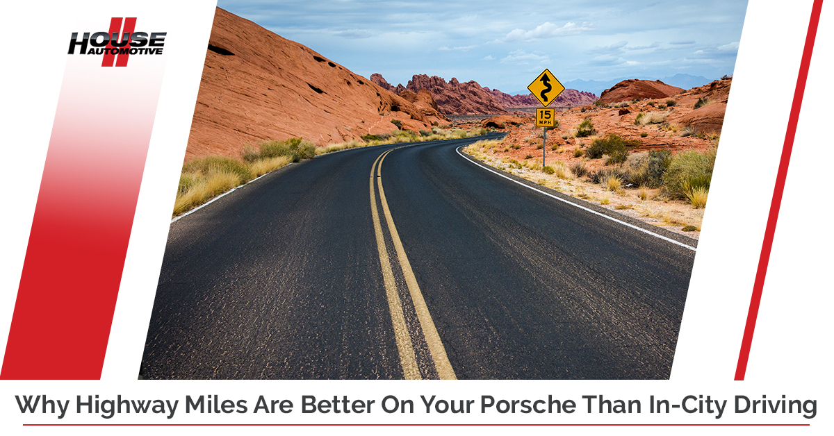 Highway Miles Better for Porsche
